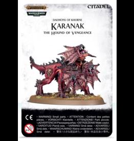 Warhammer 40K Chaos: Karanak the Hound of Vengeance
