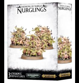 Warhammer 40K Nurglings