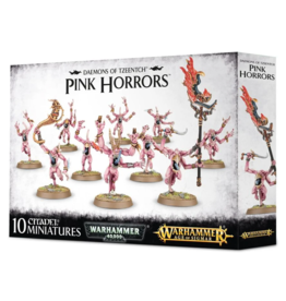 Warhammer 40K Daemons of Tzeentch Pink Horrors