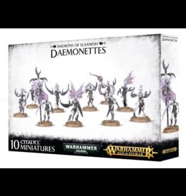 Warhammer 40K Daemonettes of Slaanesh