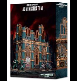 Warhammer 40K Sector Imperialis: Administratum