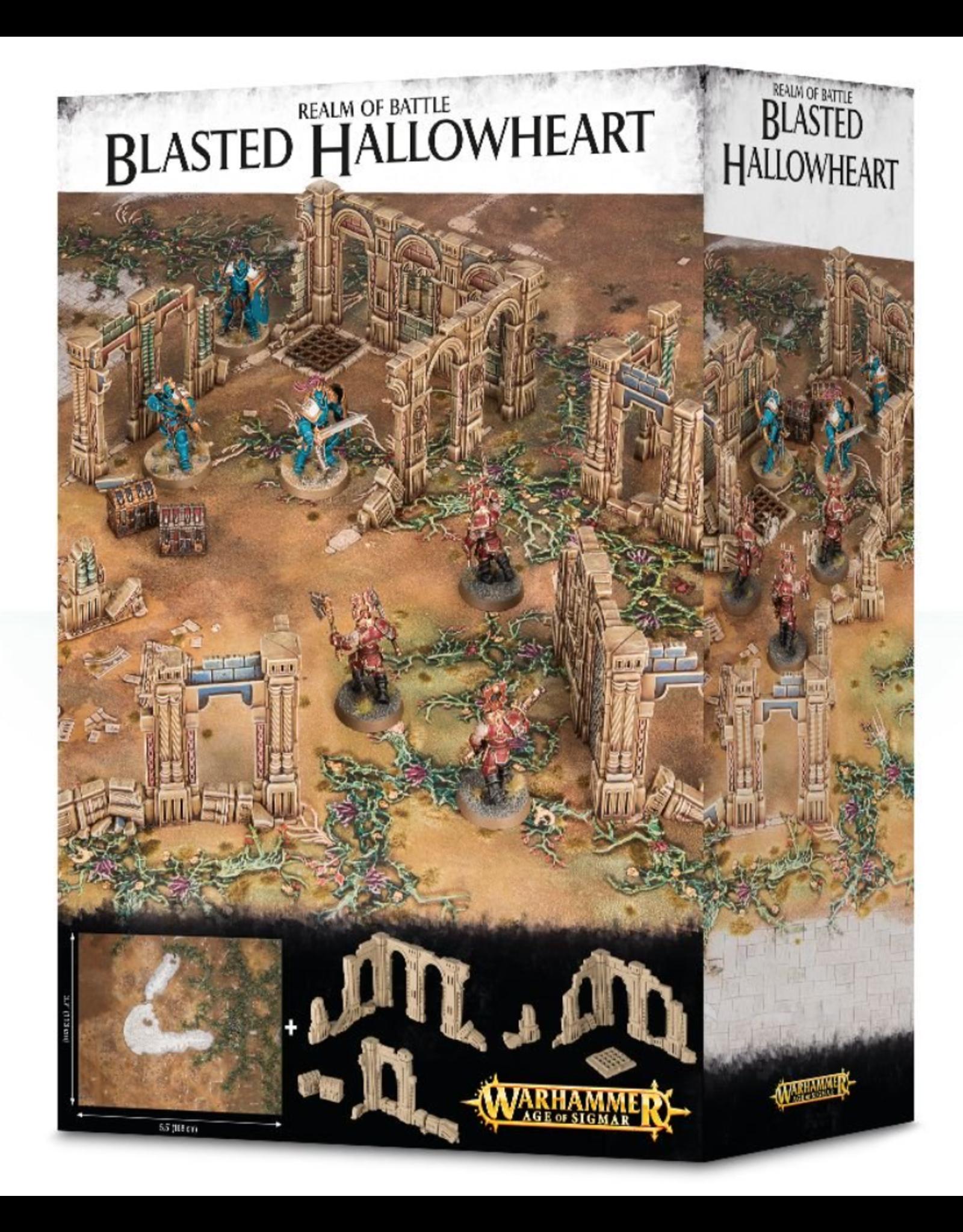 Warhammer 40K Realm of Battle: Blasted Hallowheart