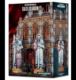 Warhammer 40K Sector Imperialis: Basilicanum