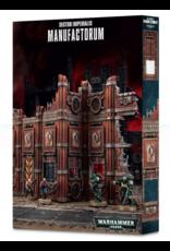 Warhammer 40K Sector Imperialis: Manufactorum