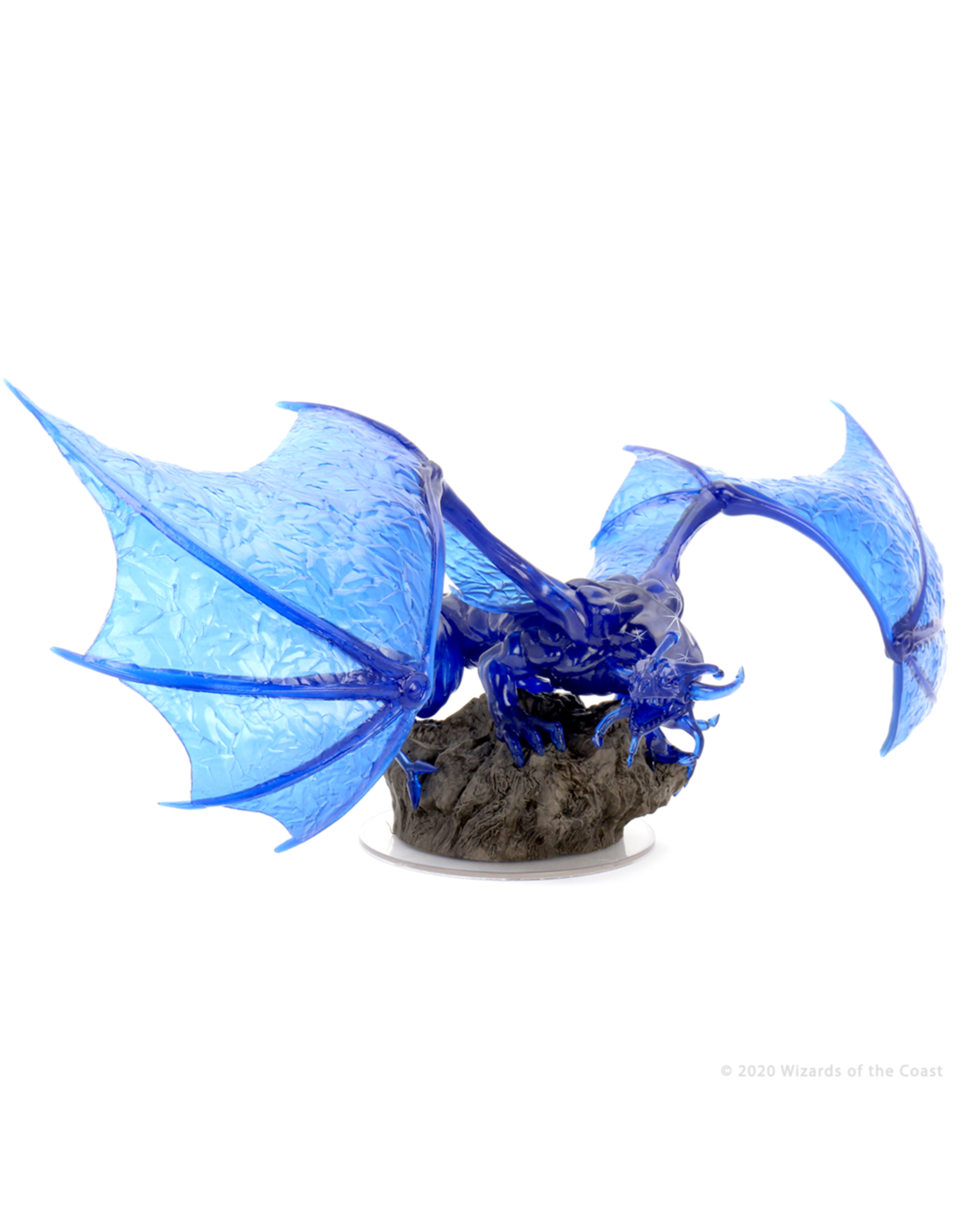 Wiz Kids D&D: Icons of the Realms - Sapphire Dragon Premium Figure (Preorder)