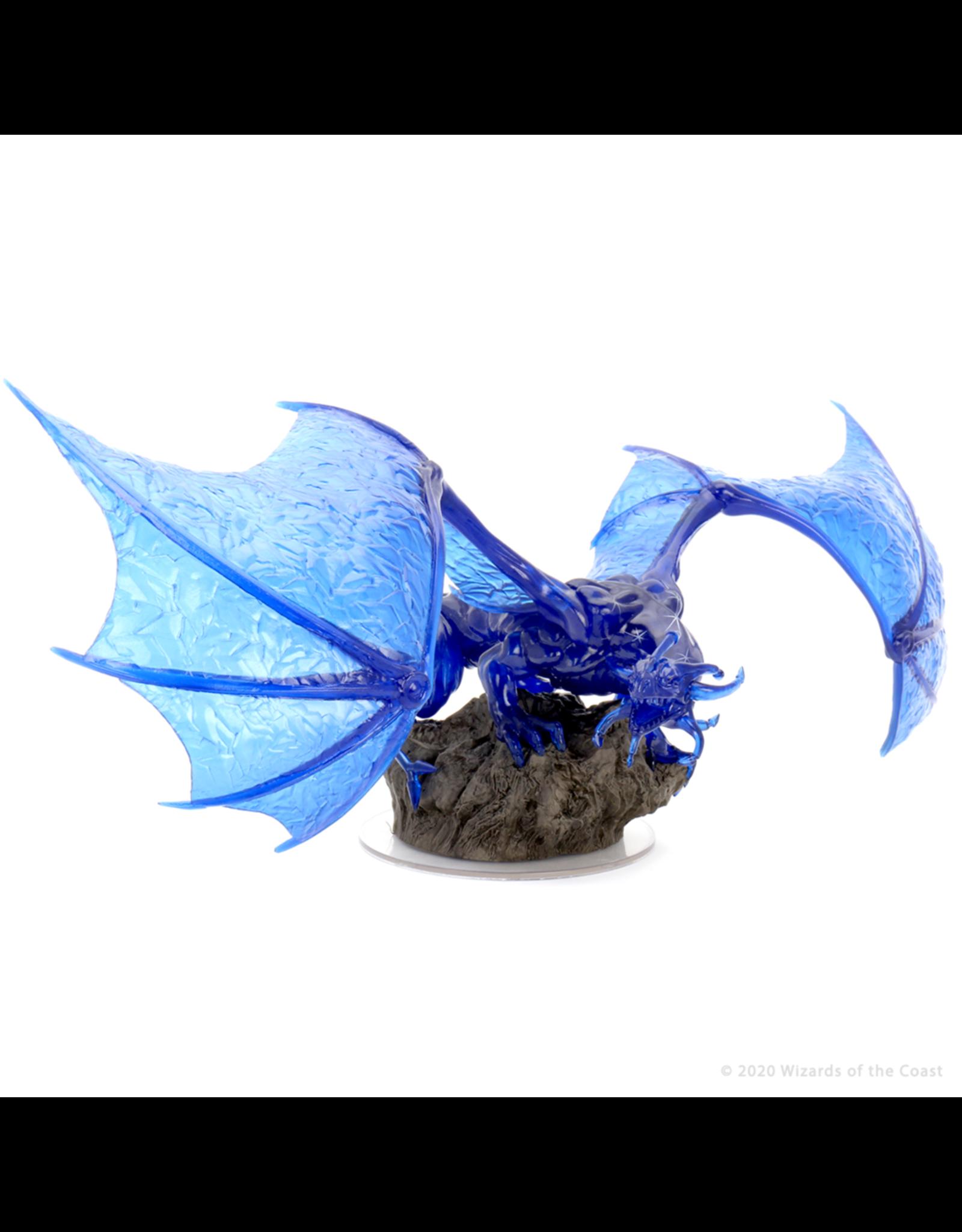 Wiz Kids D&D: ICR - Sapphire Dragon Premium Figure
