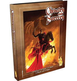 Role Playing Chivalry & Sorcery 5th Edition
