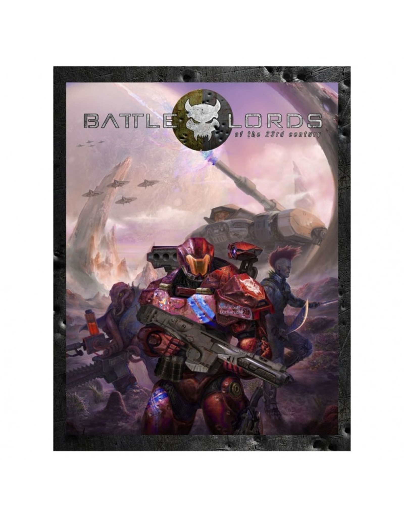 Role Playing Battlelords of the 23rd Century