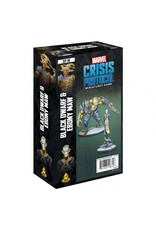Asmodee Marvel Crisis Protocol: Black Dwarf and Ebony Maw