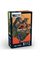 Unmatched: Jurassic Park: Ingen Vs. Raptors