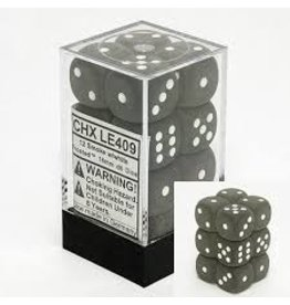Dice d6Cube16mmFR SMwh (12)