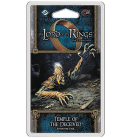 Lord of the Rings LotR LCG: Temple of the Deceived