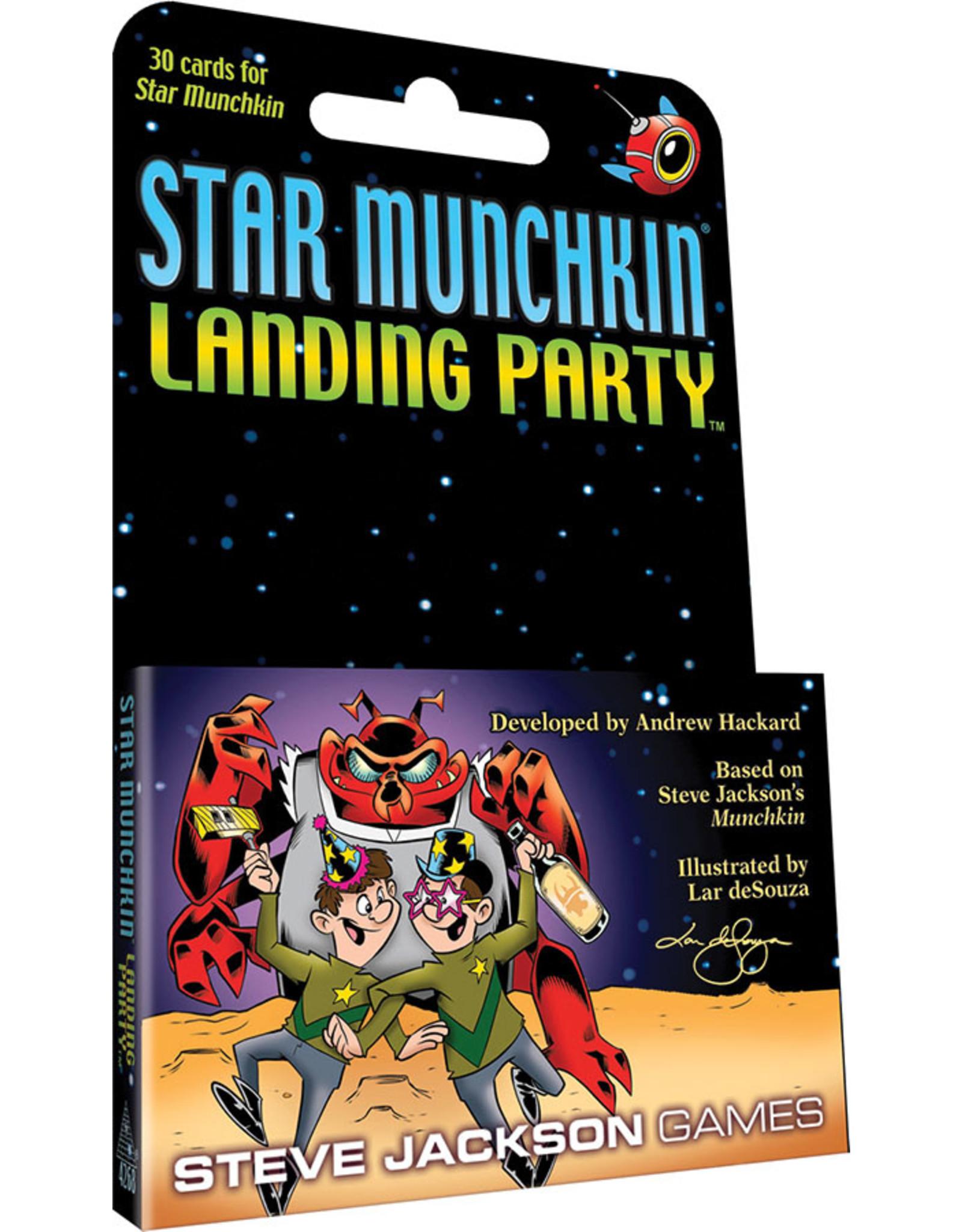 Steve Jackson Games Star Munchkin: Landing Party