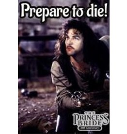 Legion Deck Protector: Princess Bride: Prepare to Die (50)