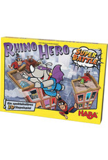 Haba Rhino Hero: Super Battle