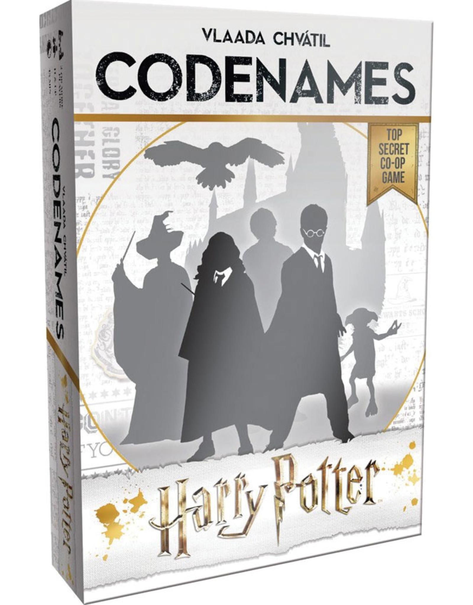 The OP Codenames: Harry Potter