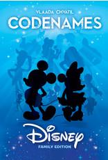 The OP Codenames: Disney Family