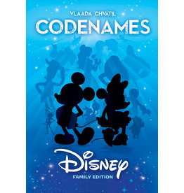 USAopoly Codenames: Disney Family