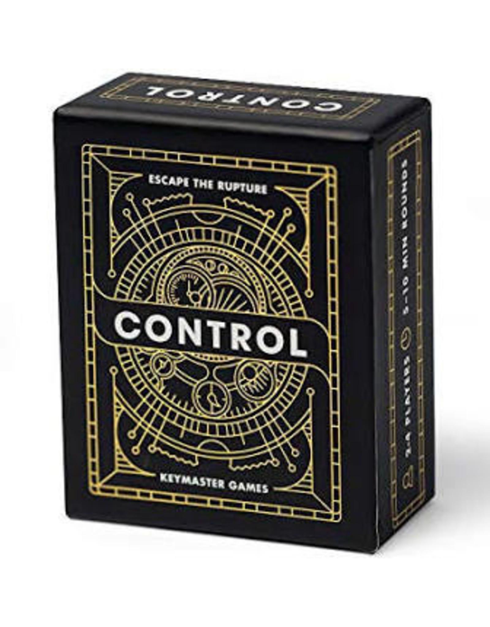 Keymaster Games Control: 2nd Edition