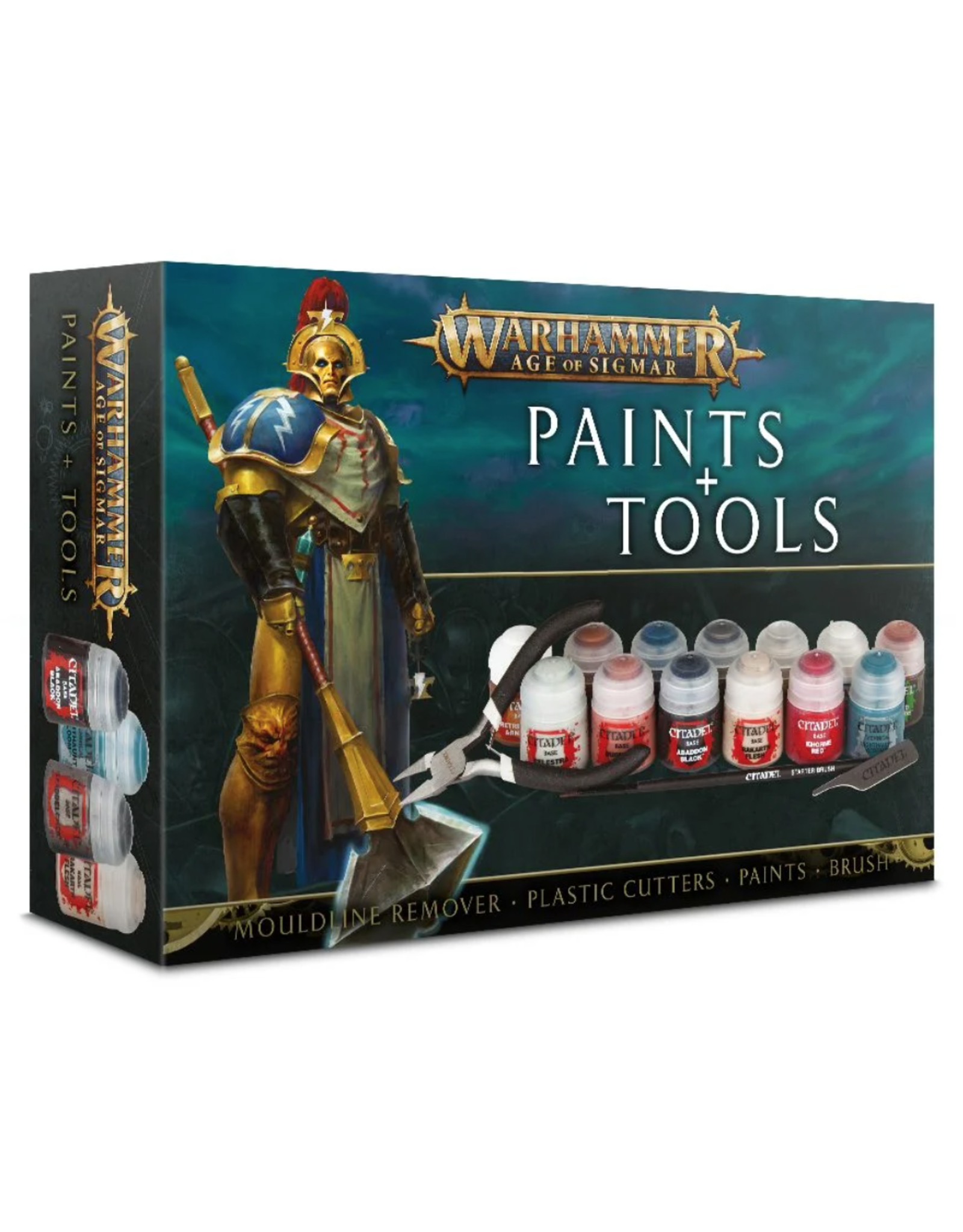 Age of Sigmar Warhammer Age of Sigmar Paints + Tools