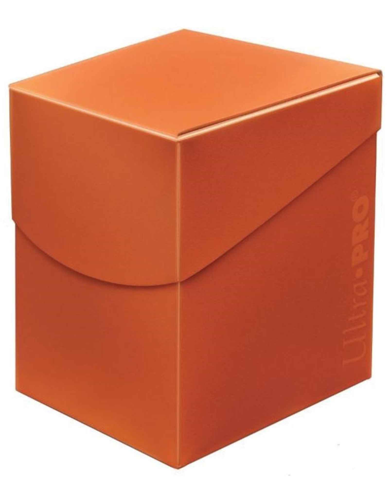 Ultra Pro Deck Box: PRO 100+: Eclipse: Punmpkin OR