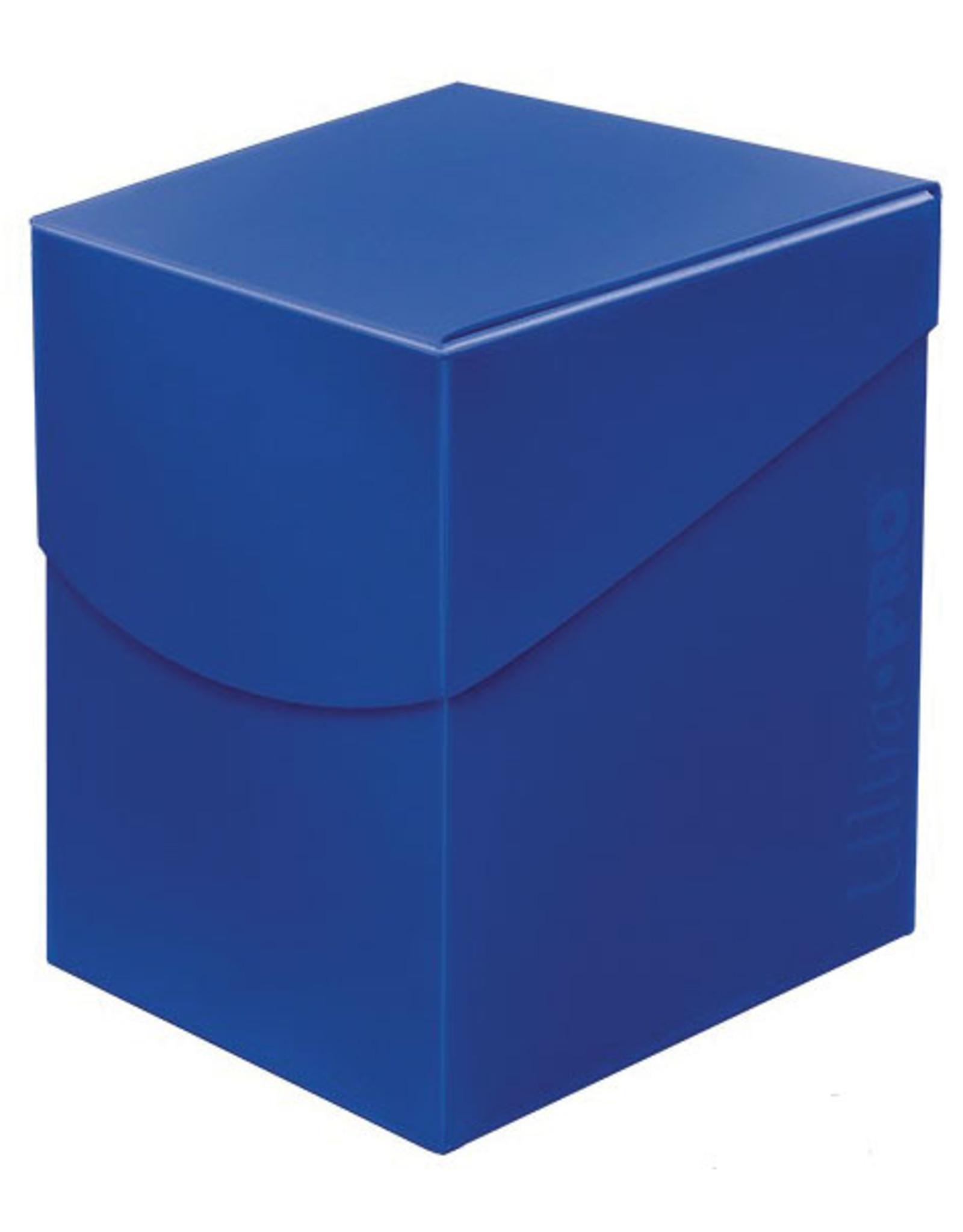 Ultra Pro Deck Box: PRO 100+: Eclipse: Pacific BU