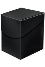 Ultra Pro Deck Box: PRO 100+: Eclipse: Jet BK