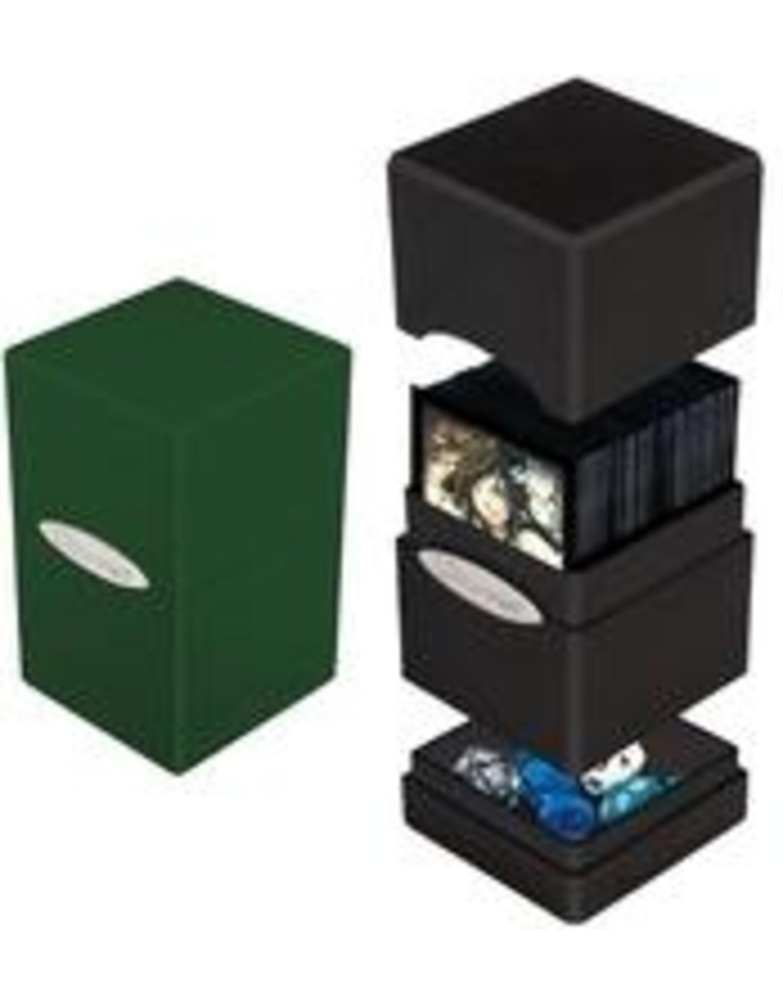 Ultra Pro Deck Box: Satin Tower Green