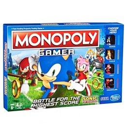 Hasbro Monopoly Sonic