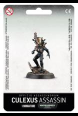 Warhammer 40K Officio Assassinorum Culexus Assassin