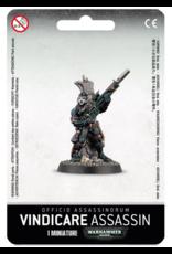 Warhammer 40K Officio Assassinorum Vindicare Assassin