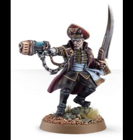 Warhammer 40K Astra Militarum Officio Prefectus Commissar