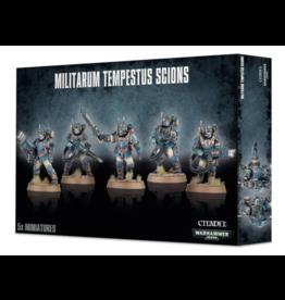 Warhammer 40K Astra Militarum Tempestus Scions