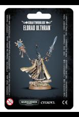 Warhammer 40K Craftworlds Eldrad Ulthran
