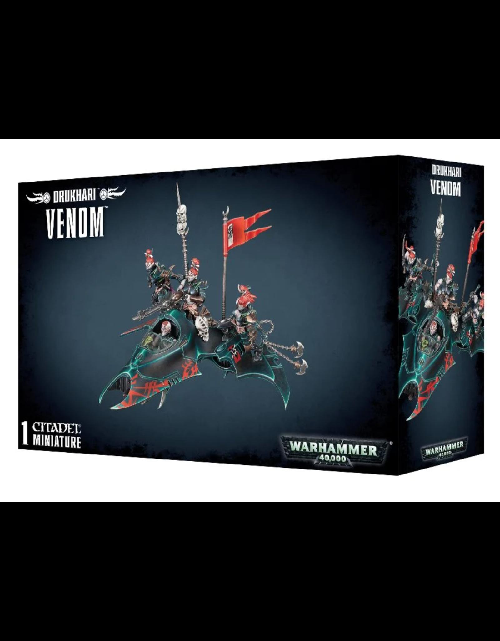 Warhammer 40K Drukhari Venom