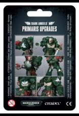 Warhammer 40K Dark Angels Primaris Upgrades