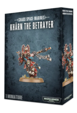 Warhammer 40K Chaos Kharn the Betrayer