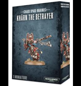 Warhammer 40K Chaos Kharn the Betrayer