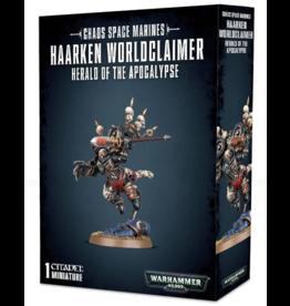 Warhammer 40K Chaos Haarken Worldclaimer