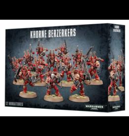 Warhammer 40K Chaos Khorne Berzerkers