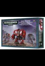 Warhammer 40K Blood Angels: Furioso Dreadnaught