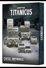 Warhammer 40K Adeptus Titanicus: Civitas Imperialis