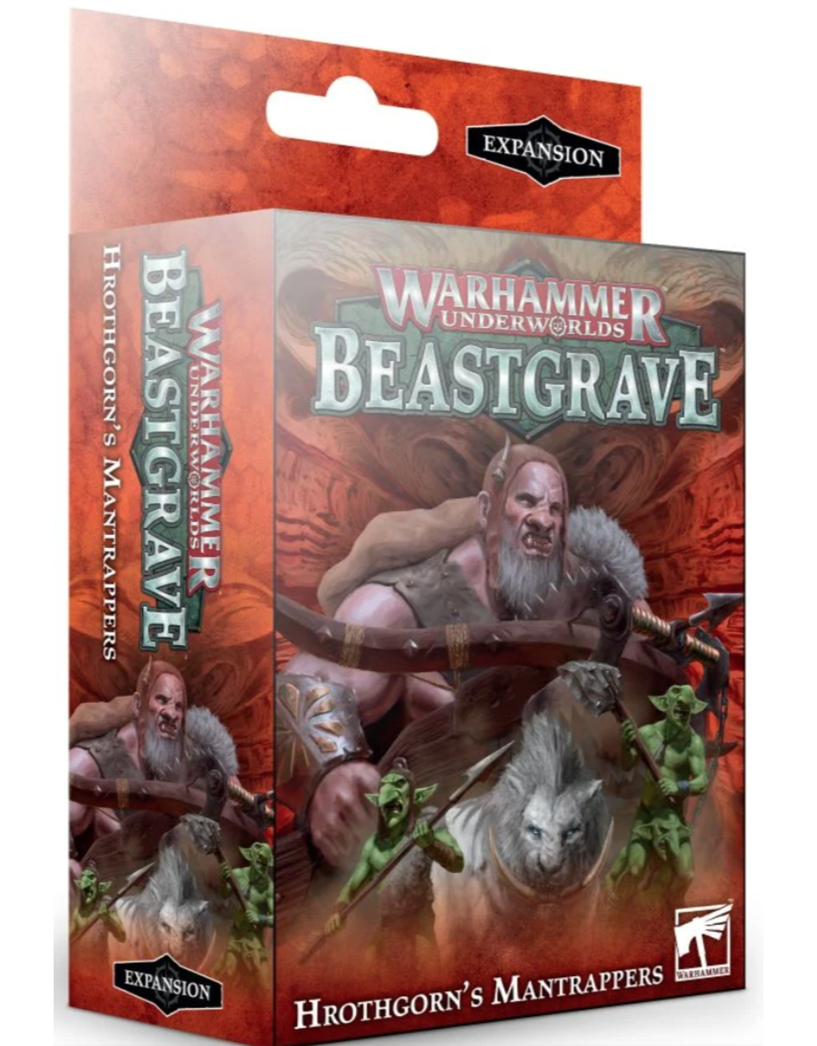 Tactical Miniature Games WH Underworlds: Hrothgorn's Mantrappers