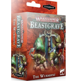 Tactical Miniature Games WH Underworlds: The Wurmspat