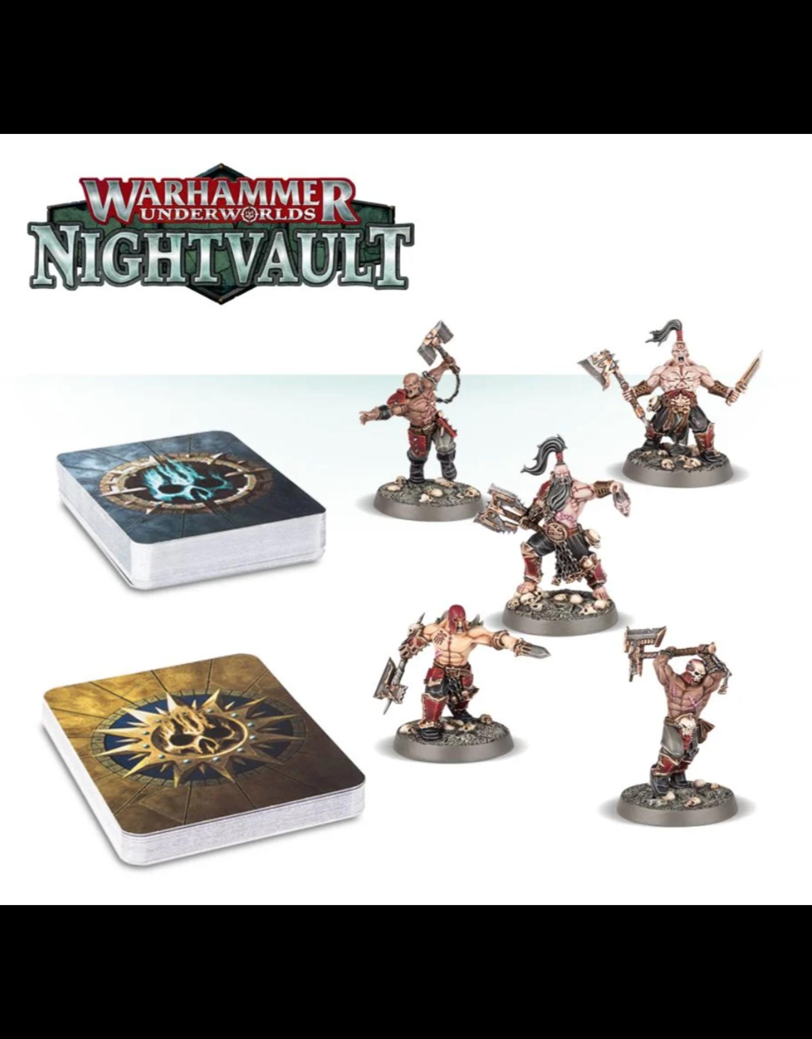 Tactical Miniature Games WH Underworlds: Garrek's Reavers Expansion