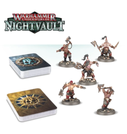 Tactical Miniature Games WH Underworlds: Garrek's Reavers Expansion