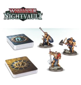 Tactical Miniature Games WH Underworlds: Steelhearts Champions