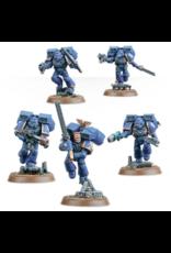Warhammer 40K Space Marine Assault Squad