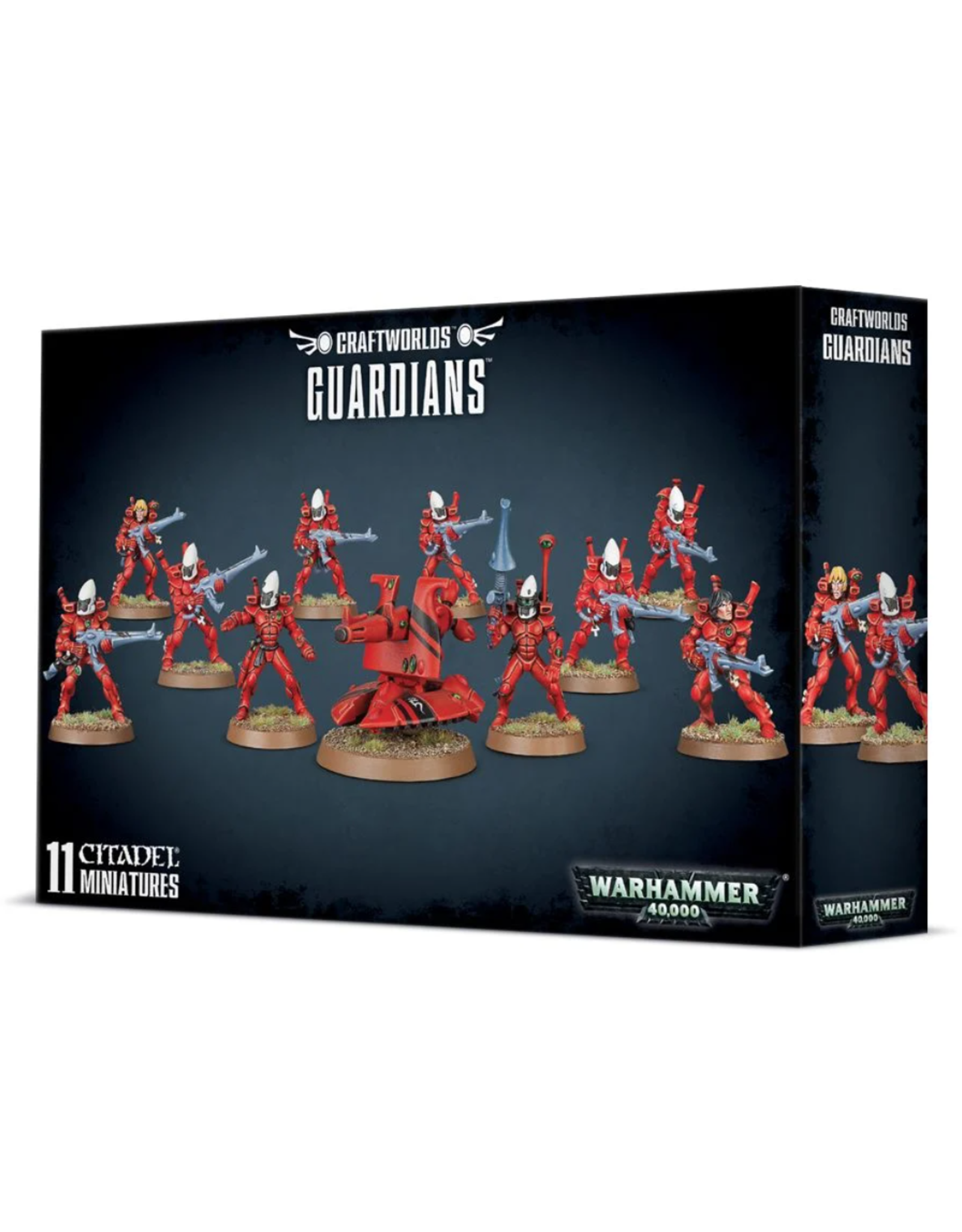 Warhammer 40K Craftworlds Guardians Squad