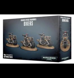 Warhammer 40K Chaos Bikers